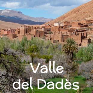 Hotel, riad e piccole strutture di charme lungo la Strada delle 1000 Kasbah, ottimi punti di partenza per escursioni nell'Alto Atlante, tra le Gole del Dadès o nella Valle delle Rose.