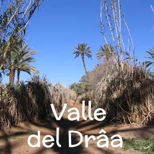 Piccole strutture di charme nascoste tra le palme e tra le dune della Valle del Draa, alle porte del deserto del Sahara marocchino.
