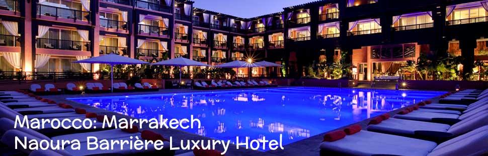 Hotel di lusso a marrakech idee creative e innovative for Luxury hotel 5 stelle