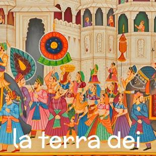 Meta ideale per un primo approccio all'India, il Rajasthan, terra di re, ha conservato nei secoli palazzi sontuosi, dimore patrizie finemente decorate e fortezze inespugnabili. La popolazione, orgogliosa e fiera, ha saputo mantenere le antiche tradizioni, nei costumi, nella cucina e nell'artigianato. Un luogo che ti conquisterà per sempre.