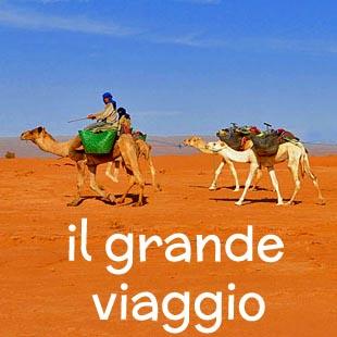14 giorni - Un viaggio in fuoristrada alla scoperta dei diversi aspetti, paesaggi e colori del Marocco. Dalle città imperiali all'Oceano Atlantico, passando per le montagne del Medio, Alto e Anti Atlante, per il massiccio vulcanico del Jebel Sarhro, la Valle del Drâa e del Dadès e le dune del Sahara marocchino.