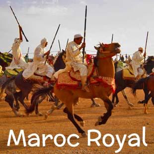 9 giorni - Un viaggio in fuoristrada che parte dalle città imperiali del nord del Marocco per arrivare a Marrakech, passando per le dune dell'Erg Chebbi, le Gole del Todra, le Gole del Dadès, la Valle delle Rose, la Strada delle 1000 Kasbah, lo ksar di Ait Benhaddou e la Strada del Sale nell'Alto Atlante.