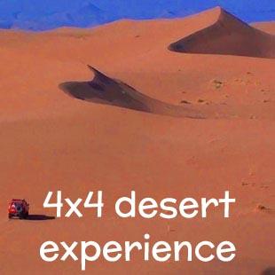 Da Fès a Marrakech, passando per l'Erg Chebbi e l'Erg Mhazil; un viaggio attraverso il deserto del Marocco in tutte le sue declinazioni.
